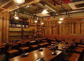 新橋シャモロック酒場 西新宿鶏舎